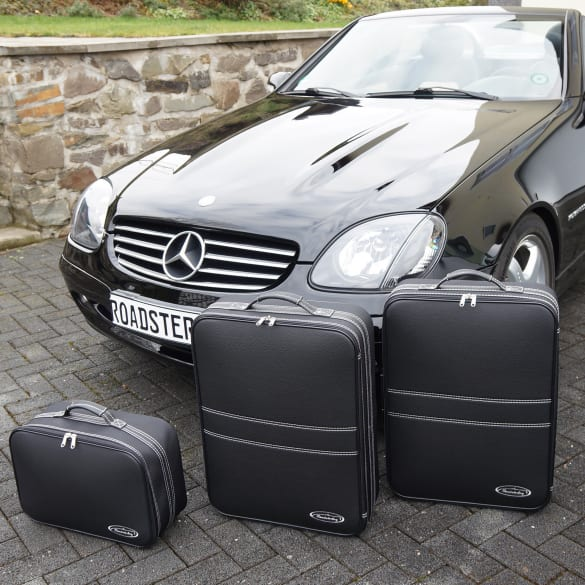 Koffer-Set SLK R170 Original Roadsterbag 3-teilig