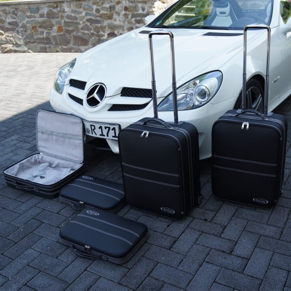 Koffer-Set 5tlg. SLK R171 Original Roadsterbag