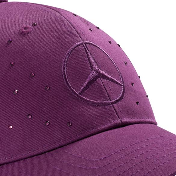 cap plum Genuine Mercedes-Benz