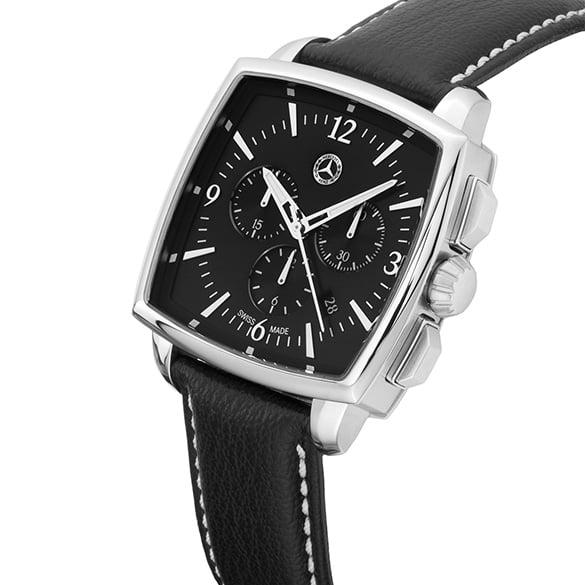 watch men chronograph classic carr genuine mercedes benz. Black Bedroom Furniture Sets. Home Design Ideas
