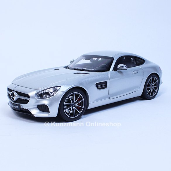amg gt s c190 iridiumsilber modellauto 1 18 norev original mercedes benz neu ebay. Black Bedroom Furniture Sets. Home Design Ideas