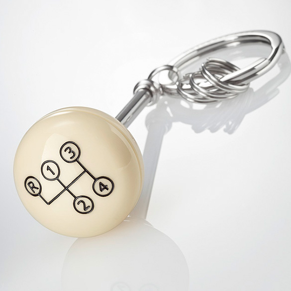 300 sl gear knob classic genuine mercedes benz collection for Mercedes benz key rings for sale
