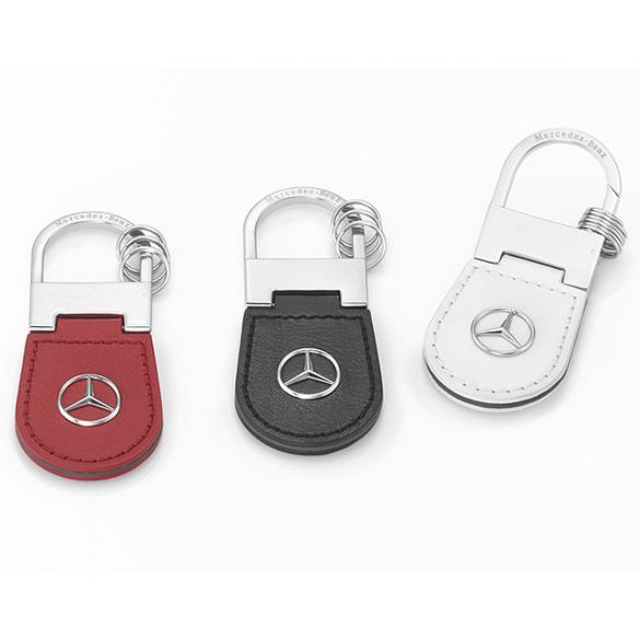 Key ring shanghai diamond white genuine mercedes benz for Mercedes benz key rings for sale