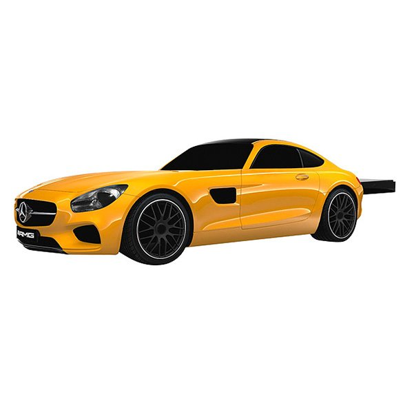 usb stick amg gt solarbeam gelb 16 gb original mercedes. Black Bedroom Furniture Sets. Home Design Ideas