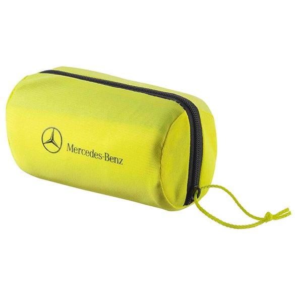 warnweste gelb einzelpack mit tasche original mercedes benz. Black Bedroom Furniture Sets. Home Design Ideas