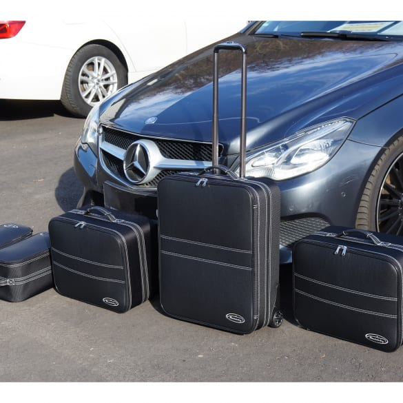 Suitcase-set 5 pieces E-Class Convertible A207 Genuine Roadsterbag