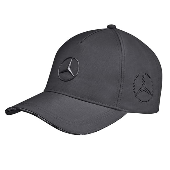 Cap anthracite genuine Mercedes-Benz collection