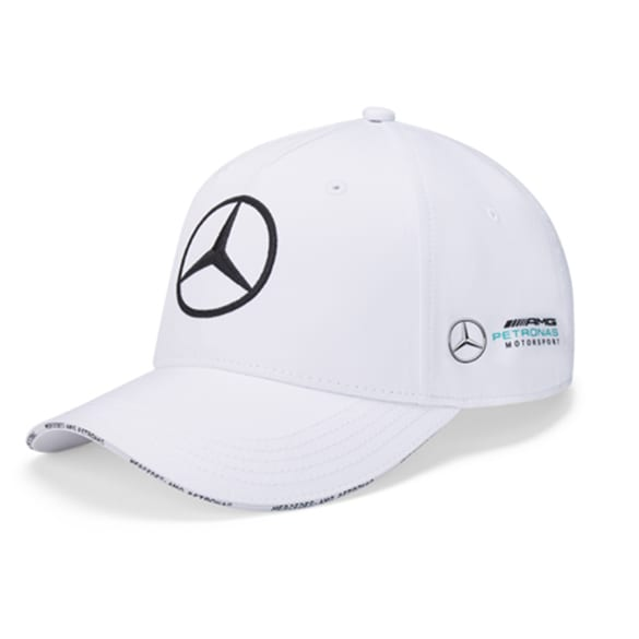 Petronas Team Cap white genuine Mercedes-AMG Collection