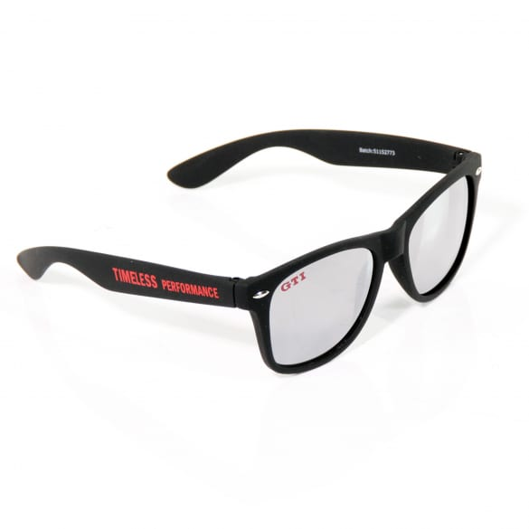 GTI sunglasses genuine Volkswagen collection