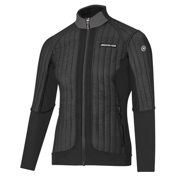 AMG Performance Wear jacket black women genuine Mercedes-AMG Collection