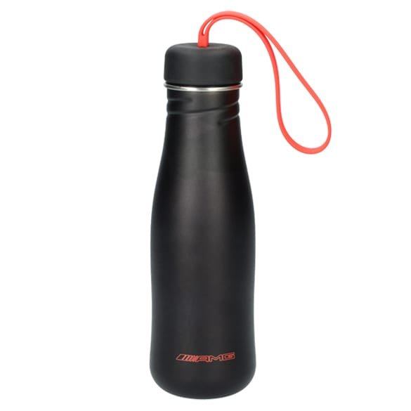 AMG black drinking bottle genuine Mercedes-AMG Collection