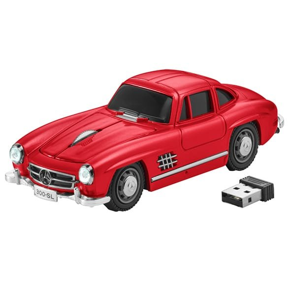 Computer mouse 300 SL genuine Mercedes-Benz Collection