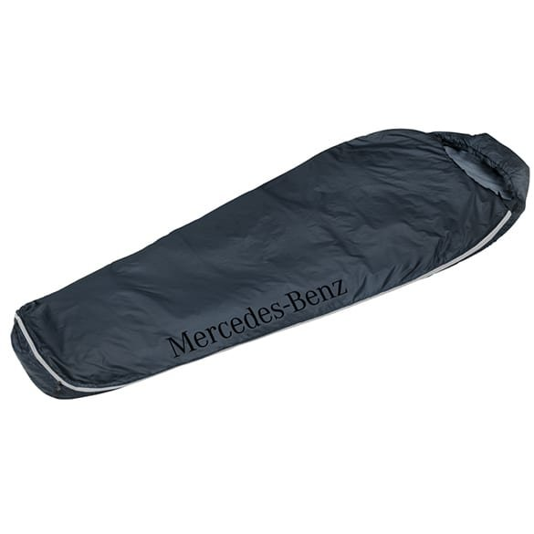 Sleeping bag Black genuine Mercedes-Benz Collection