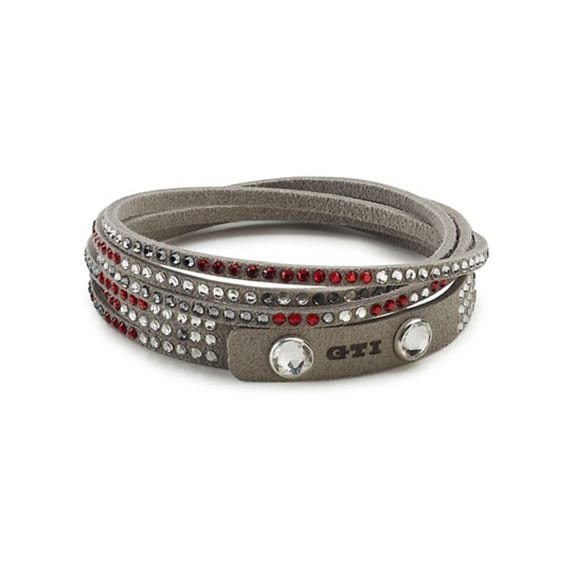 GTI bracelet with crystals genuine Volkswagen Collection
