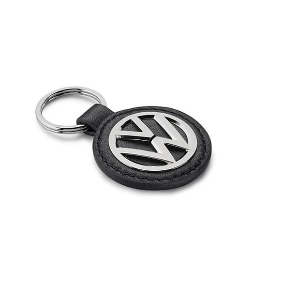 VW keyring leather genuine Volkswagen collection