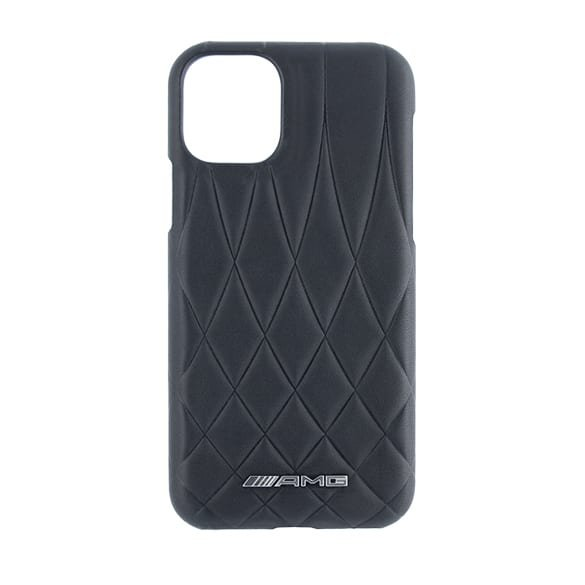 AMG cell phone case iPhone® 11 leather genuine Mercedes-AMG collection