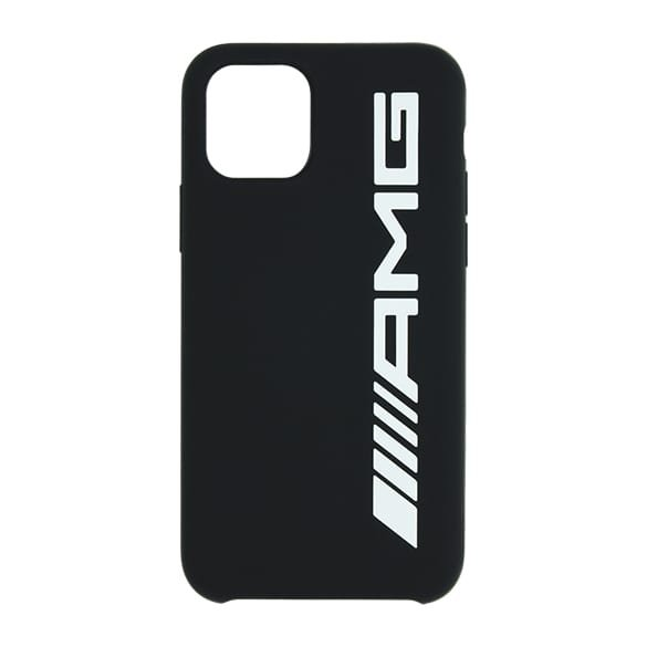 AMG cell phone case iPhone® 11 black genuine Mercedes-AMG collection