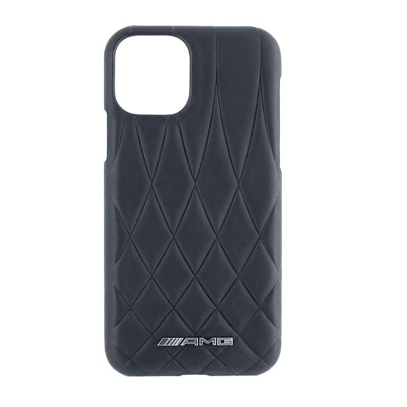 AMG cell phone case iPhone® 11 Pro leather genuine Mercedes-AMG collection