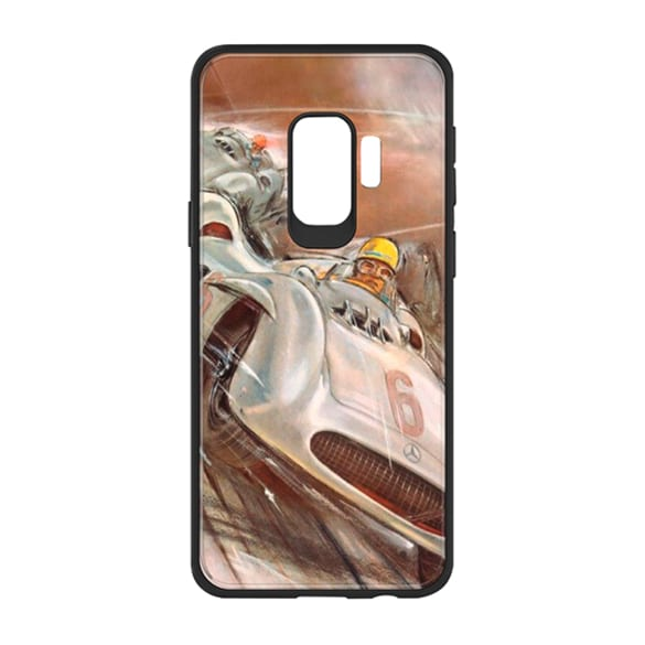 cell phone case Samsung Galaxy S9 racing genuine Mercedes-Benz collection