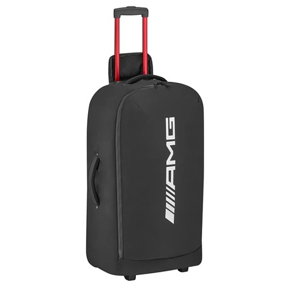 AMG trolley bag black genuine Mercedes-AMG collection