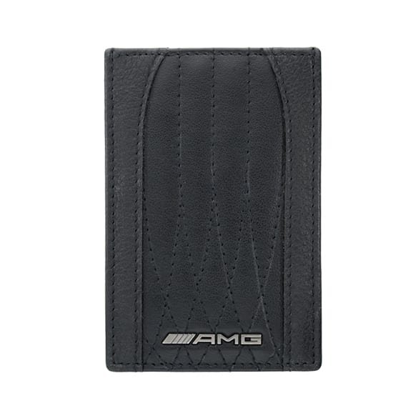AMG credit card holder with money clip genuine Mercedes-AMG Collection