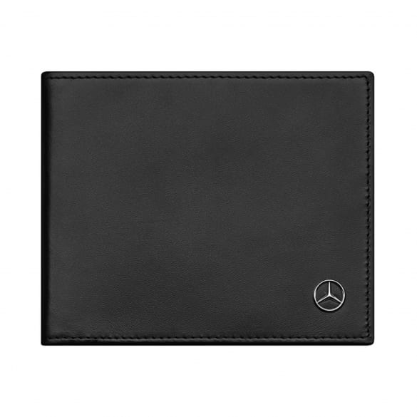 Credit card wallet with money clip genuine Mercedes-Benz Collection