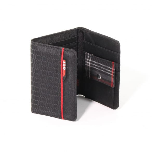 GTI wallet honeycomb structure genuine Volkswagen collection