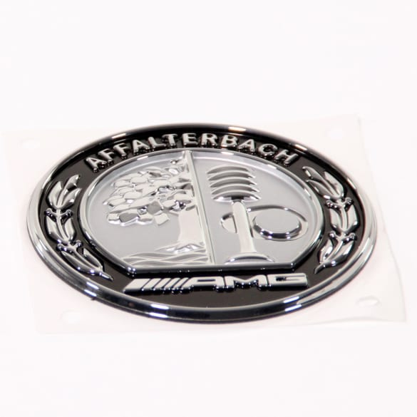 AMG Affalterbach logo sticker genuine Mercedes-Benz