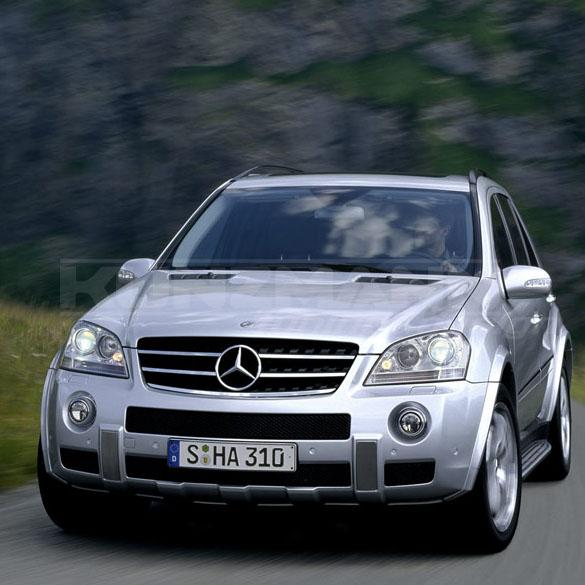 Amg frontsch rze mercedes ml klasse w164 im kunzmann for Mercedes benz w164