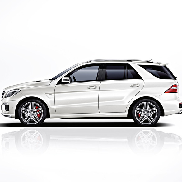 ml 63 amg styling package for m class w166 kunzmann onlineshop. Black Bedroom Furniture Sets. Home Design Ideas