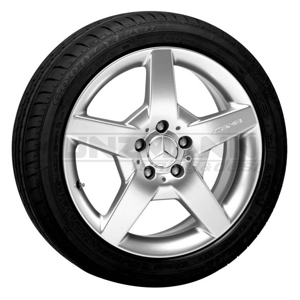 AMG Styling III / 3 light-alloy wheel Mercedes-Benz C-Class W203
