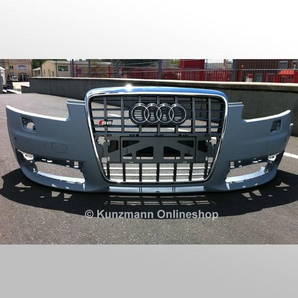 Original Audi S6 4f Frontsch 252 Rze Sto 223 Stange Mit K 252 Hlergrill