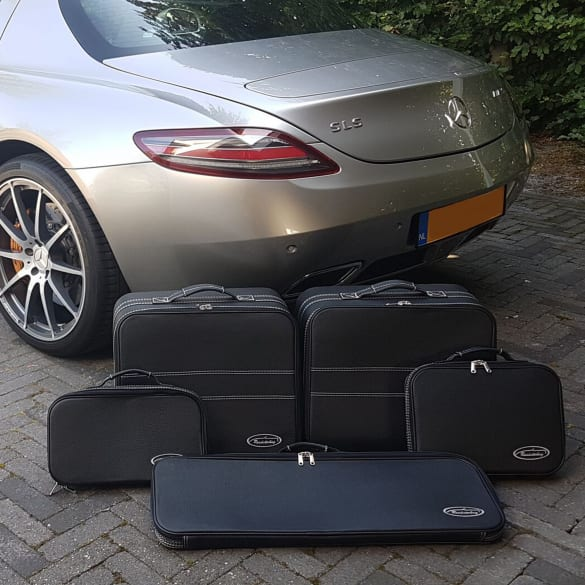 Koffer-Set SLS Coupé C197 Original Roadsterbag
