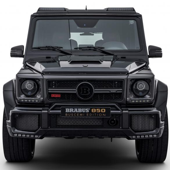 brabus front spoiler lippe inkl tagfahrlicht g63 g65. Black Bedroom Furniture Sets. Home Design Ideas