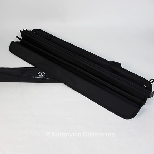 concertina load sill protector genuine Mercedes-Benz