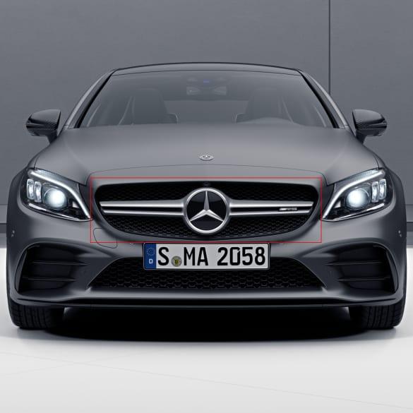 C 43 AMG Facelift Diffusor Mercedes-Benz C-Klasse C205/A205