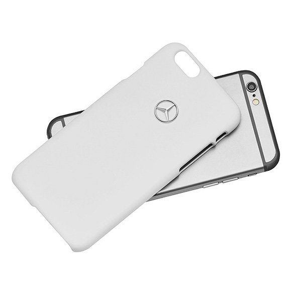 iPhone 6 cover white Genuine Mercedes-Benz
