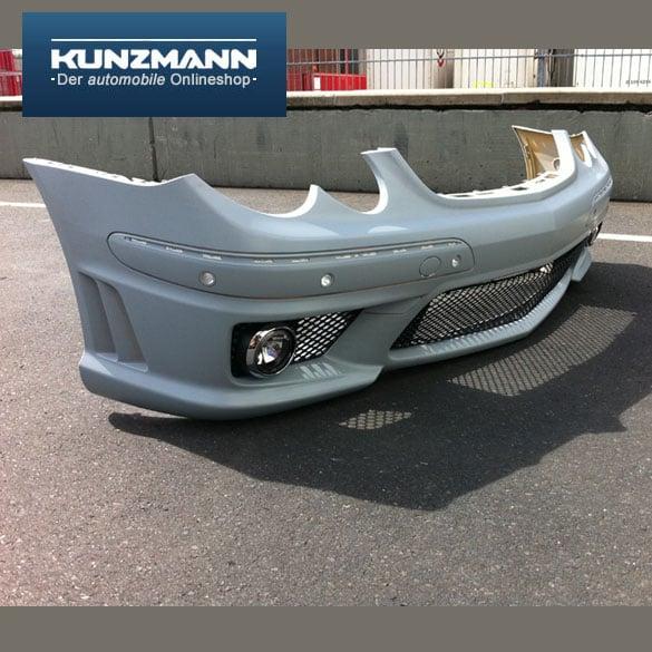 Clk 63 Amg Front Bumper Spoiler For Mercedes Clk W209
