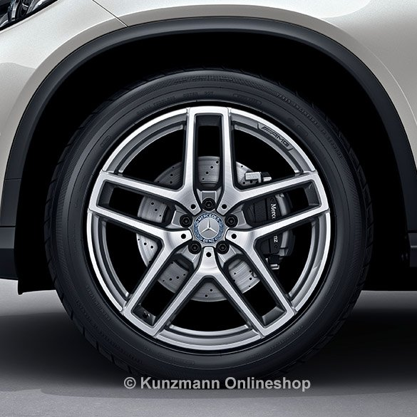 AMG snow wheels 1 set 21 inch GLE Coupe C292 Original Mercedes-Benz with pressure sensors