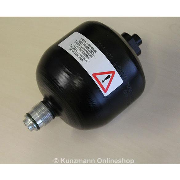 Air Accumulator Gear Controller Vw Lupo Audi A2 3l