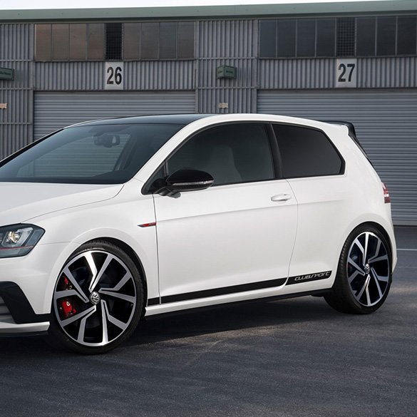 clubsport seitenschweller satz golf 7 vii gti original volkswagen. Black Bedroom Furniture Sets. Home Design Ideas