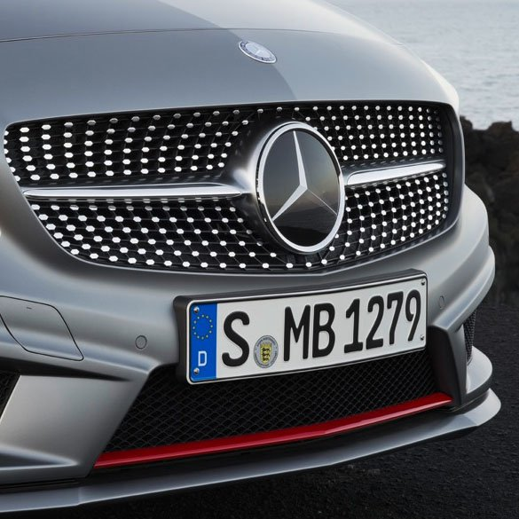 diamond- grill a-class w176 genuine Mercedes-Benz