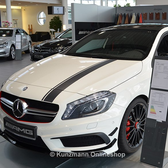 A45 AMG Edition 1 trim- sheet set Complete package A-Class W176 genuine Mercedes-Benz