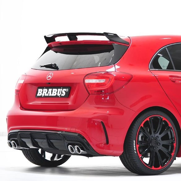 Brabus Rear Roof Spoiler Mercedes Benz A Class W176