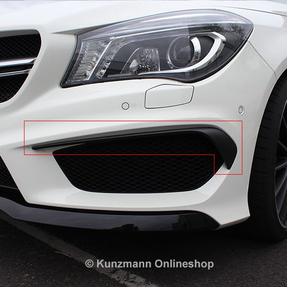 cla45 amg spoiler flaps cla w117 genuine mercedes benz. Black Bedroom Furniture Sets. Home Design Ideas