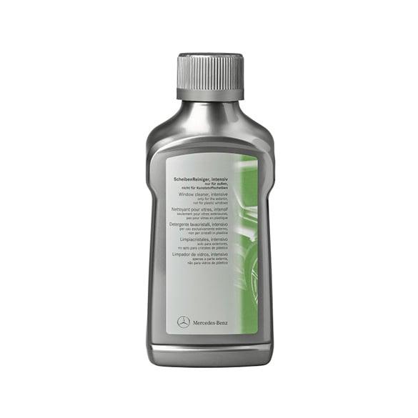 glass cleaner exterior intense genuine mercedes benz