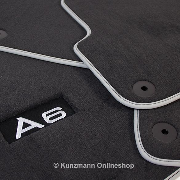rubber product door audi copy merchandise rear mats floor