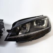 Golf 7 R Scheinwerfer Nachrüsten Original Volkswagen Dynamic Light Assist