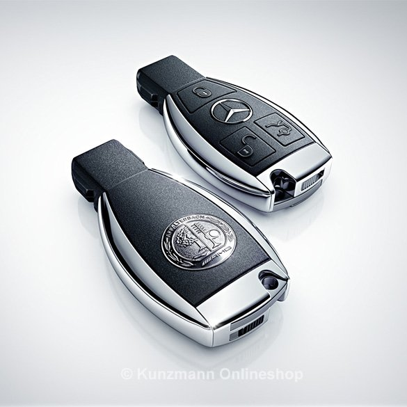 AMG coverage for key battery Genuine Mercedes-Benz