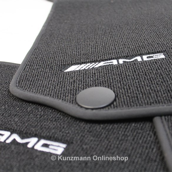 Amg Floor Mats C Class W204 Genuine Mercedes Benz